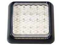 mocna Lampa 25 LED 10x10 cm oświetlenie wnętrza kabina Jacht Paka TIR