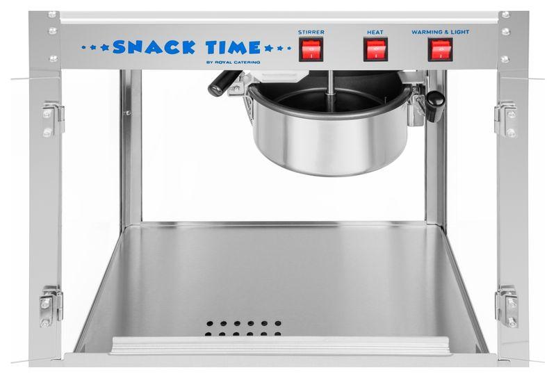 Maszyna do popcornu - stal nierdzewna Royal Catering RCPS-1350 zdjęcie 5