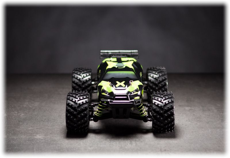 Samochód zdalnie sterowany OVERMAX Monster 45km/h zdjęcie 9