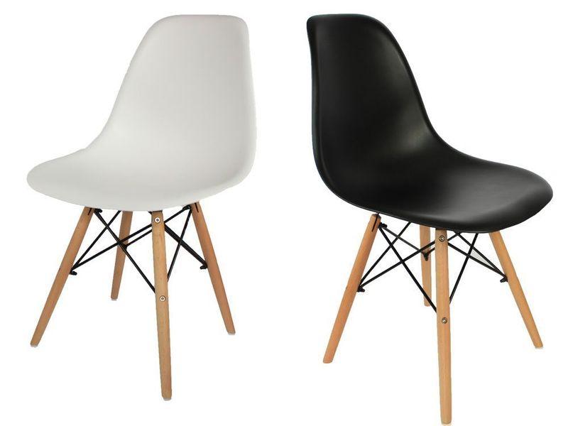 Krzesło Italy Design Milano Różne Kolory zdjęcie 1
