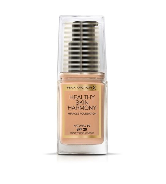 Max Factor Healthy Skin Harmony 50 Natural Podkład - 50 Natural na Arena.pl