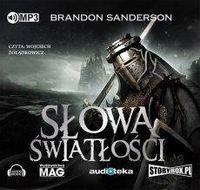 Słowa światłości. Audiobook Brandon Sanderson