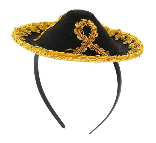 opaska SOMBRERO kapelusz MEKSYKAŃSKIE party strój na Arena.pl