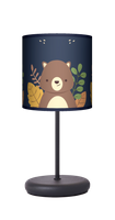 Miś Misio motyw Lampa stołowa lampka nocna dla dziecka