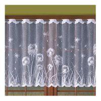 Firanka Białe Dmuchawce wysokość 70 cm - Pokój dziecięcy | WN380D B70