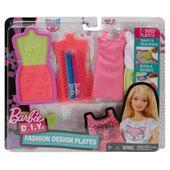 Barbie Zrób To Sama Stylowe Szablony