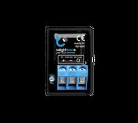 Sterownik LED BleBox wLightBoxS kontroler jasność jednokolorowego oświetlenia LED w domu ogrodzie i firmie sterowany za pomocą smartfona lub tabletu