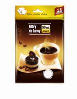 Jan  Niezbędny  Filtry Do Kawy (Rozmiar 2) - 50 Sztuk