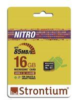 Pamięć STRONTIUM microSDHC 16GB