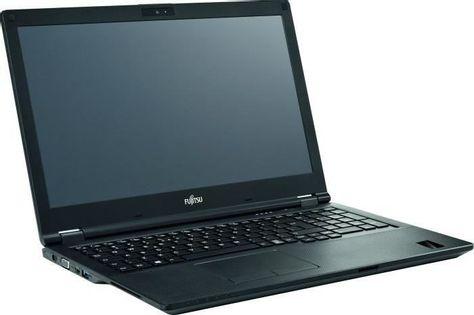 Fujitsu Lifebook E5510 15.6/16Gb/i5-10210U/ssd512Gb/intel Uhd Graphics/w10P/czarny