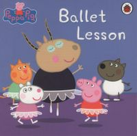 Peppa Pig - Mini Book - Ballet Lesson