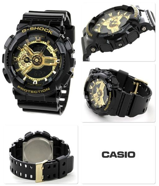 Zegarek męski Casio G-SHOCK STRIKE GA-110GB-1AER - PROMOCJA zdjęcie 2
