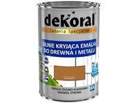 Emalia Dekoral Emakol Strong (Orzech Jasny, 0.9 L)