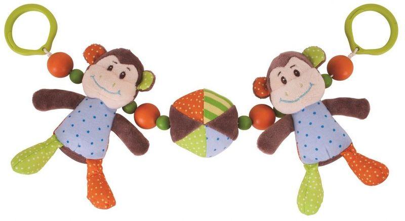 Zawieszka do wózka - sprytna Małpka zdjęcie 1