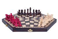 Szachy dla trójki graczy - średnie