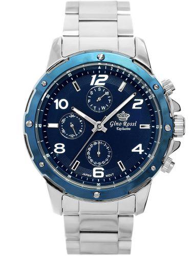Zegarek męski Gino Rossi ASTERO E11710B-6C1 +PUDEŁKO na Arena.pl