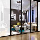 Naklejka na szybę, mrożone szkło (0,9 x 5 m) zdjęcie 7