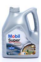 Olej silnikowy MOBIL SUPER 3000 XE 5W30 4L