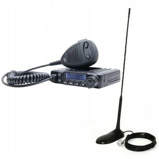 Dyskretny CB Radio PNI Escort HP 6500 Mini +antena