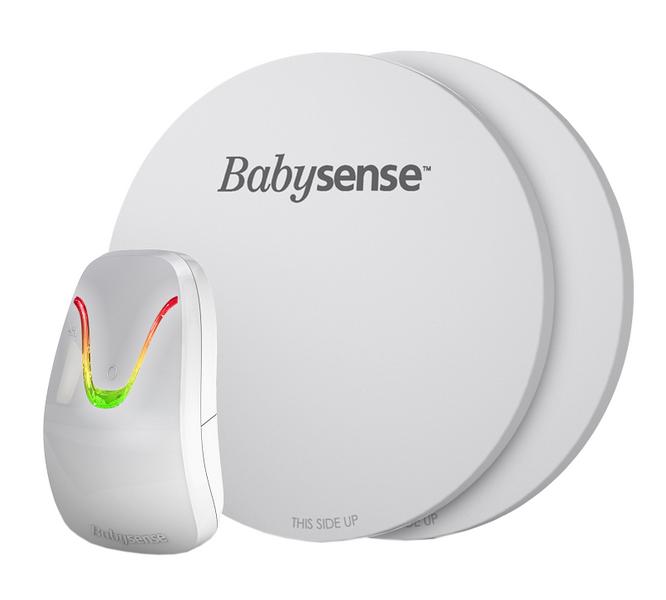 Monitor oddechu BABYSENSE 7 + Poradnik dla rodziców na Arena.pl