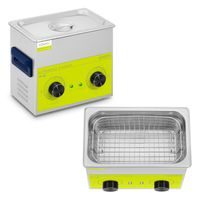 Myjka ultradźwiękowa - 3,2 litra - 2 x 60 W Ulsonix PROCLEAN 3.2MS