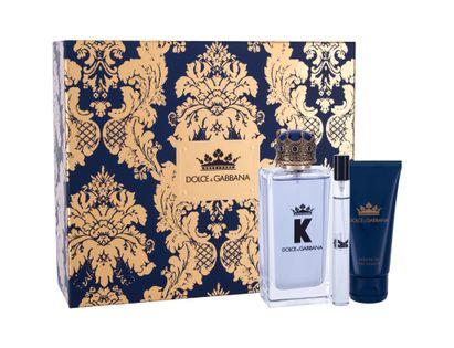 Dolce&Gabbana K Woda toaletowa 100ml zestaw upominkowy