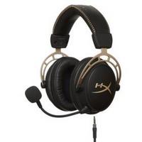 Zestaw słuchawkowy HyperX Cloud Alpha Pro (HX-HSCA-GD/NAP) Czarny/Złoty