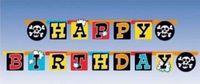 Girlanda urodzinowa Mali Piraci 1,9 m