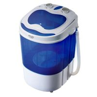 Adler Washing Machine Ad 8051 Top Loading, Washing Capacity 3 Kg, Unspecified Rpm, Unspecified, Depth 37 Cm, Width 38 Cm, White/