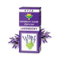 Olejek Lawendowy 10ml 100% NATURALNY Etja