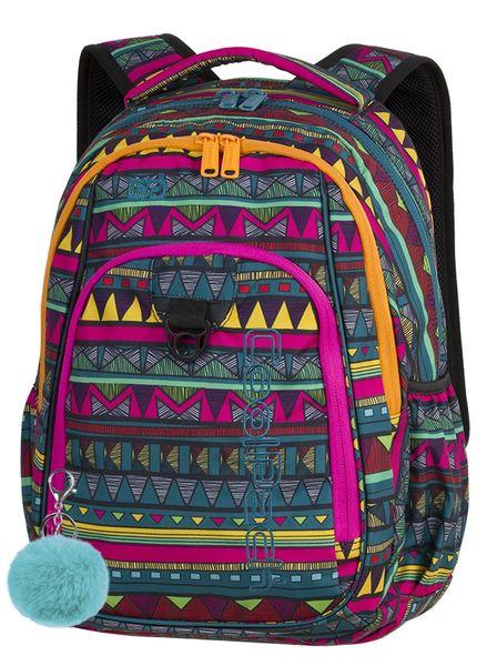 1997e4149b3f6 Plecak CoolPack STRIKE meksykański wzór