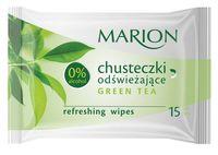 Refreshing Wipes chusteczki odświeżające Green Tea 15szt