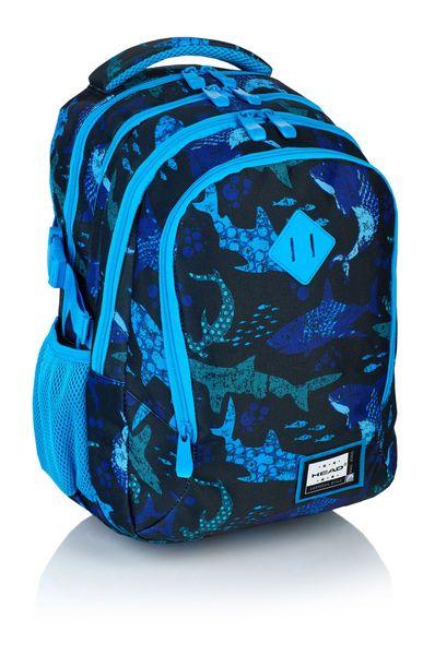 Head Plecak szkolny młodzieżowy HD-200 + Piórnik zdjęcie 3