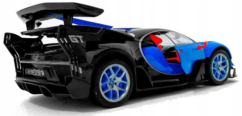 AUTO SPORTOWE R/C ELEKTRYCZNE DRZWI KLAPA 29cm USB zdjęcie 6