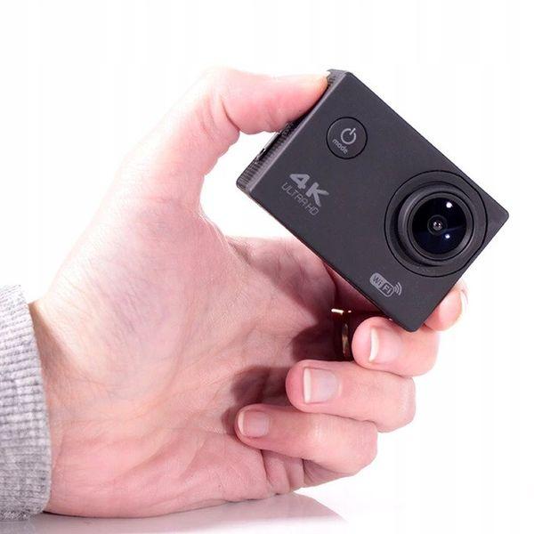 Kamera sportowa 4K Ultra HD wi-fi wodoszczelna do 30 metrów T273 zdjęcie 9