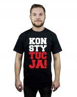Koszulka męska KONSTYTUCJA XXL