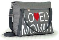 Elegancka torba dla przyszłej mamy