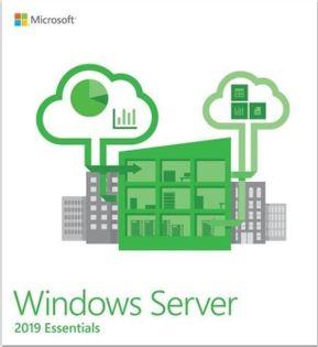 System Operacyjny Microsoft Windows Server Essentials 2019 Oem Pl G3S-01306