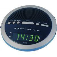Radiobudzik AEG MRC 4106 RC