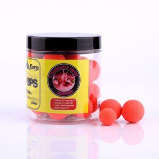 GENESIS CARP FLUO PERFECT POP-UP Strawberry Shake 15-20mm