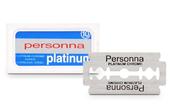 Personna Platinum żyletki do maszynek do golenia 10 szt.