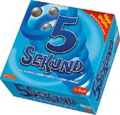 Gra Trefl 5 Sekund Edycja Specjalna (niebieska) 01282 zdjęcie 1