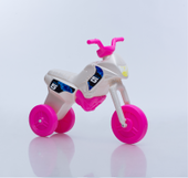 MOTORKID ROWEREK BIEGOWY MOTOREK TRÓJKOŁOWY Wybierz kolor - Biały
