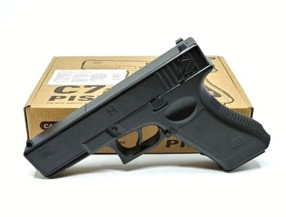 GLOCK Pistolet METALOWY NA KULKI Replika C7 - 6 mm