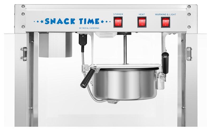 Maszyna do popcornu - stal nierdzewna Royal Catering RCPS-1350 zdjęcie 6