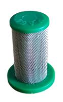 Filtr filterek rozpylacza ze stali kwasoodpornej zielony 100 MESH