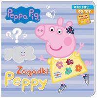 Peppa Pig Kto to? Co to? Zagadki Peppy