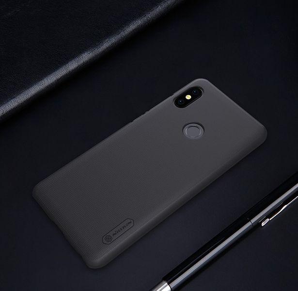 Nillkin Etui Frosted Xiaomi Redmi Note 5/PRO Czarne zdjęcie 7