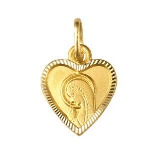 medalik ,złoto 585/14k