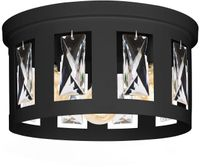 LUMINEX 7199 plafon Kristall black 3